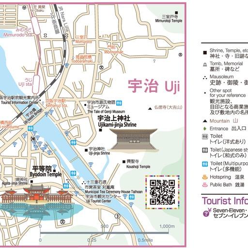 マップ ハザード 京都 市